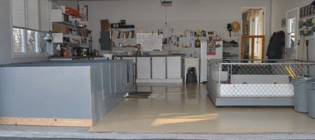 Our Facilities | MooseLake Labradors
